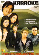 """ DVD Karaoke - Nhac Tre Tophit Collection 13"